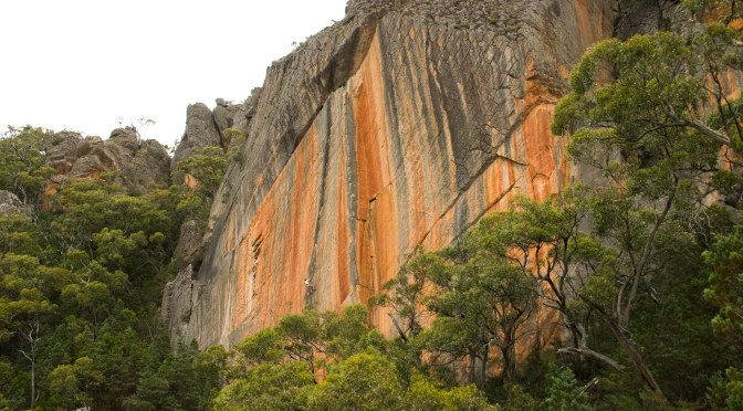 Parks Vic Responds to Climbers Concerns About Enforcement