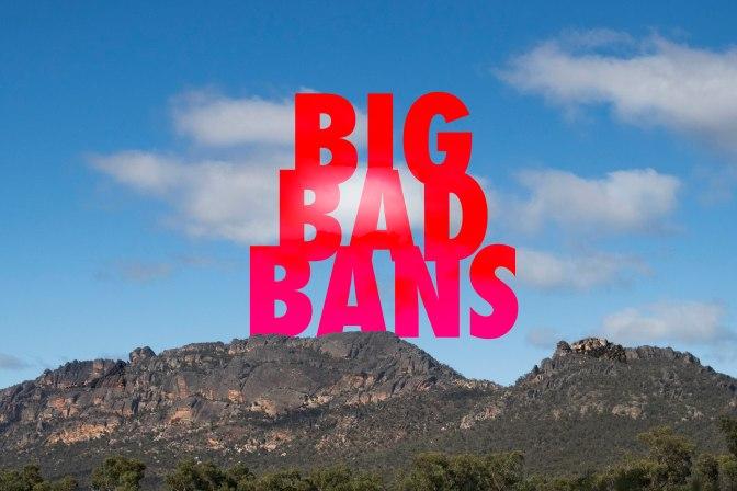 Big Bad Bans – Meetings with PV