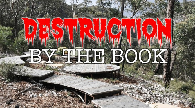 Peaks Trail – Destruction By The Book