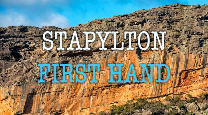 Stapylton First Hand