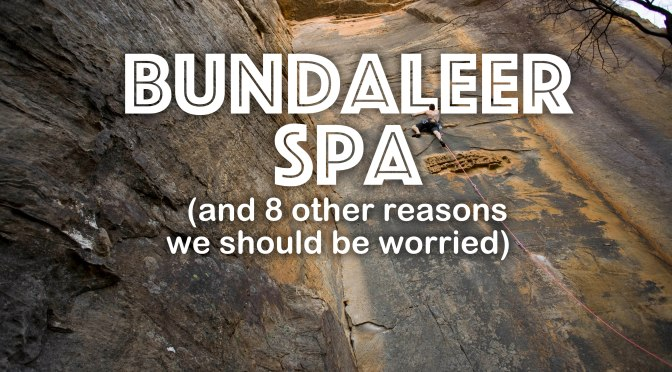 Bundaleer SPA (and 8 other reasons we should be worried)