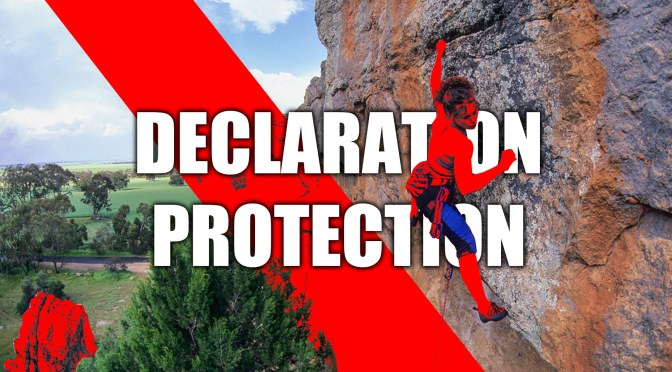 Declaration Protection – It's Official